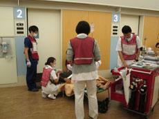 2016年12月10日 みなと赤十字病院訓練