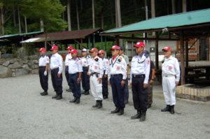 2014年9月6日夏季救護訓練